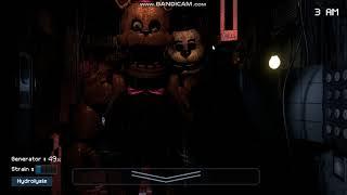 Fredbears Fright Insane Mode Complete + Box unlocked