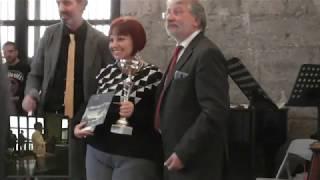Premio La Madia dell'Arte a Emilia Sensale - video di Liliana Fiocca
