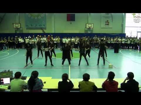Танцевальный батл шаныраки Ұлытау и Сақтар