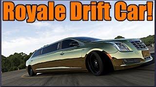 Forza Motorsport 6 | 1000 HP Cadillac XTS Limo Drift Build