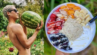 WHAT I ATE TODAY ???? || SUMMER 2020 | Healthy Vegan Meals