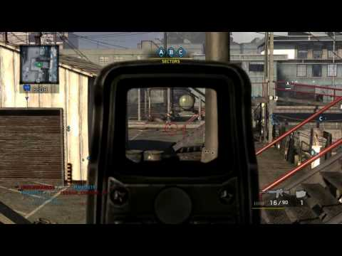 Socom 4 Beta: Last Defense on Port Authority