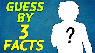 We Name 3 Facts and You Guess the Football Player | 2019 Advanced Football Quiz