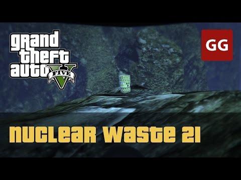 Nuclear Waste 21 — GTA 5