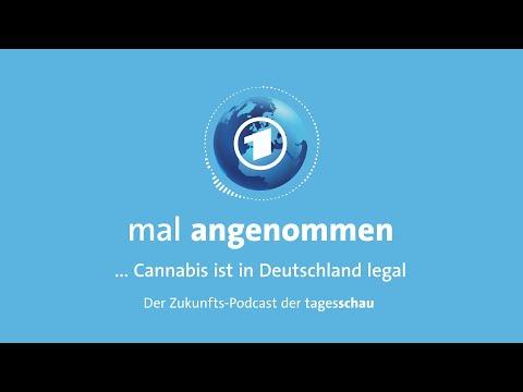 Was, wenn Cannabis in Deutschland legal wäre? | mal angenommen - der Zukunfts-Podcast der tagesschau