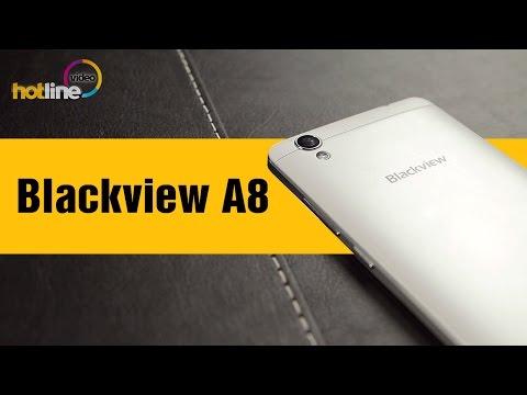 Blackview A8 — обзор бюджетного смартфона