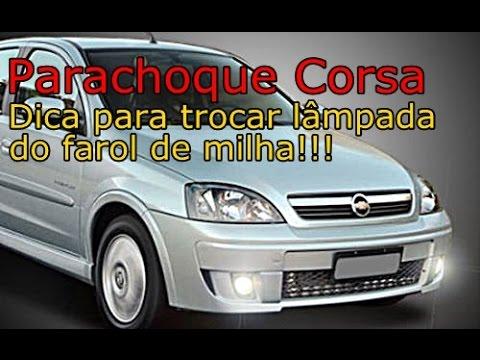 Farol de Milha Corsa - DICA PARA FACILITAR A TROCA DA LÂMPADA - FVM