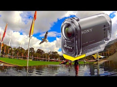 Sony Action Cam Review - Can it best GoPro at their own game?