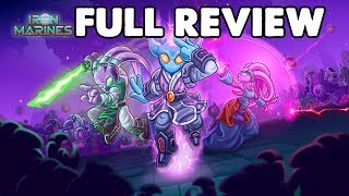 Iron Marines Full Review - Should You Buy It?