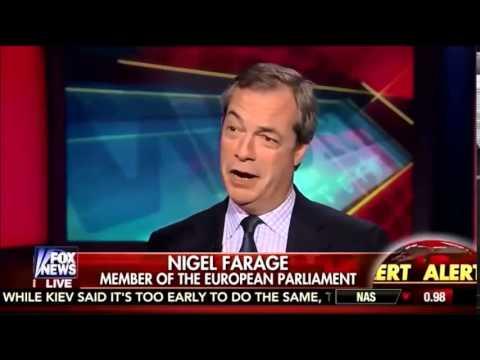 UKIP Nigel Farage Fox News - Confidence in our culture Feb 2015