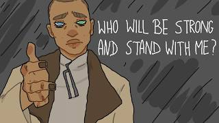 → do you hear the people sing?; dbh animatic
