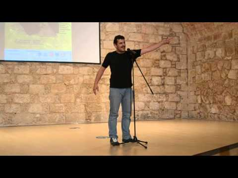 CARLOS ÁVILA Recitando: Globalis