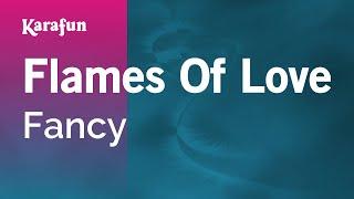 download lagu Karaoke Flames Of Love - Fancy * gratis