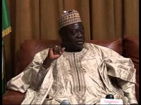 Interview with the Chief Servant of Niger State.