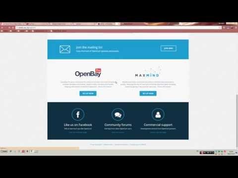 HOSTİNGER 2GB Ücretsiz Hostinge Opencart E-Ticaret Sitesi Kurulum