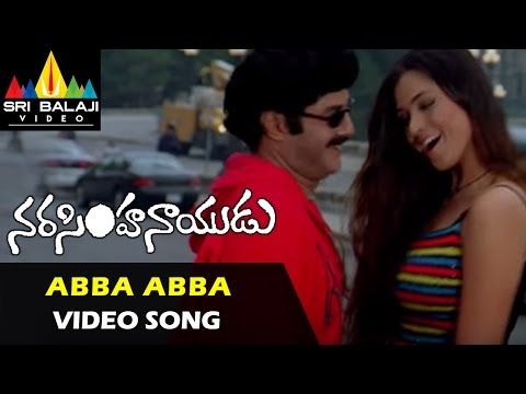 Narasimha Naidu Video Songs | Abba Abba Andam Debba Video Song | Balakrishna, Simran