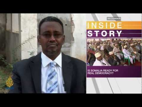 Inside Story - Is Somalia ready for real democracy?