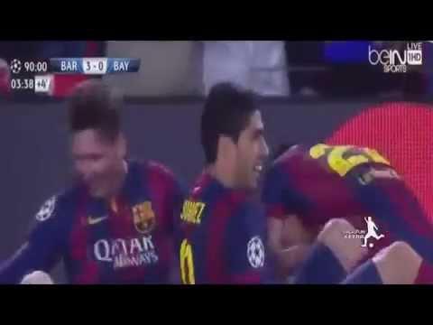 Champions League: Barcelona 3-0 Bayern Múnich (Jorge Ramos - ESPN)