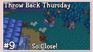 Throw Back Thursdays - Animal Crossing City Folk (Ep. 9)