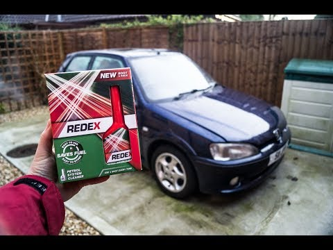 Does Redex really work? - PROJECT Peugeot 106 GTi Vlog