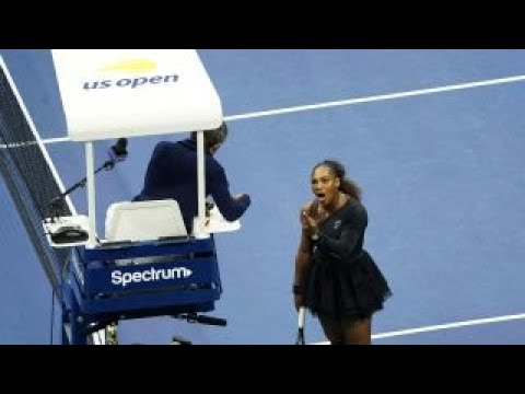 Burgess Owens on the Serena Williams controversy