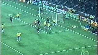 Brasil 2x2 Barcelona - 1999 - Amistoso
