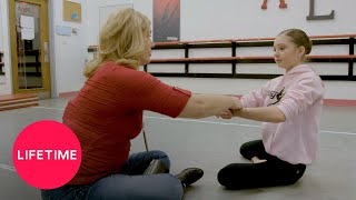 "Dance Moms: Hannah Rehearses ""The Last Unicorn"" (Season 8) 