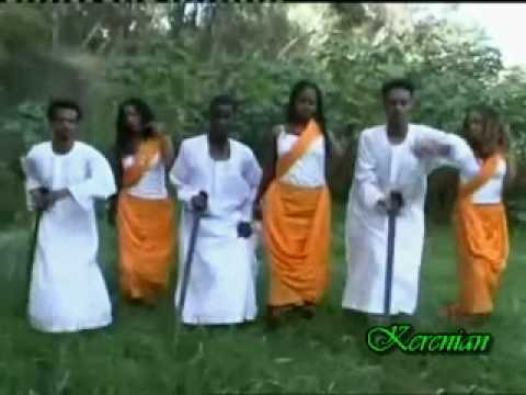 Eritrea - Tigre Song fejer By Ahmed Sheik - ፈጅር -  فجر للفنان احمد شيخ video