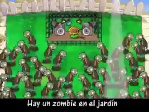 Plants vs Zombies cancion en español
