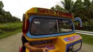 Saozkie Tricycle - Bohol Island (15.04.2014)