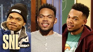 Best of Chance the Rapper on SNL