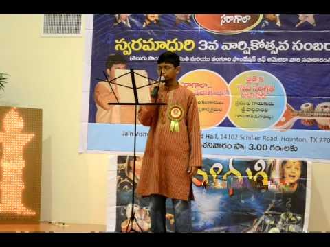 Santhosh Akunuri - Om Namo Siva Rudraya video