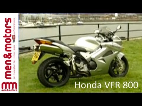 Honda VFR 800 Review (2003)