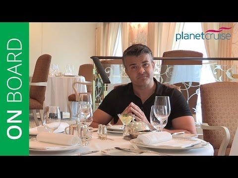 Oceania Marina - Dining, Oceania Cruises | Planet Cruise