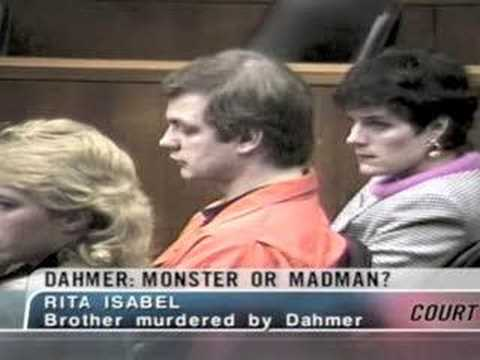 A Jeffrey Dahmer Victim's Relative Freaks Out In Court