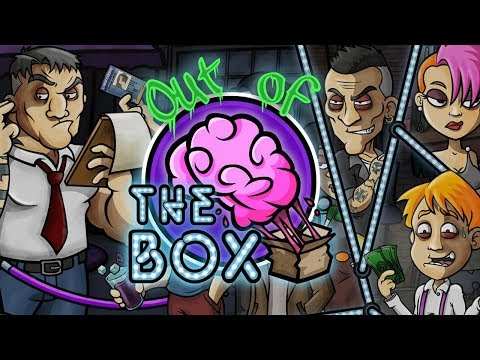 The PERFECT Video Game for VOICE ACTING! | Out of The Box!