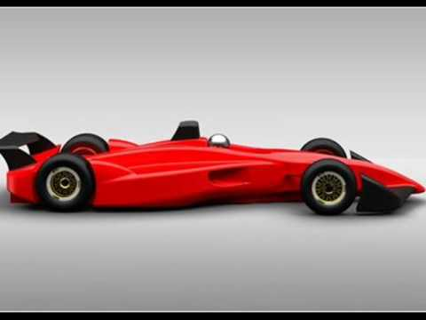2012 IndyCar Dallara Concepts
