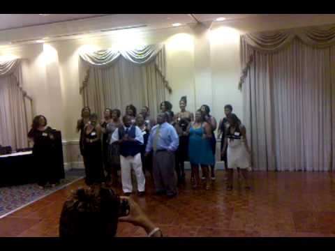 Jonesville High School Alumni Banquet 2010 - Cheerleaders