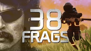 38 Frags | Fortnite with DKarma & CourageJD