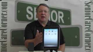 Smartphone & Tablet Security Settings - Senior Care Corner Family Caregiver Video Tips