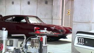 The Fast and the Furious 6 - All of the Movie Cars - behind the scenes and making of