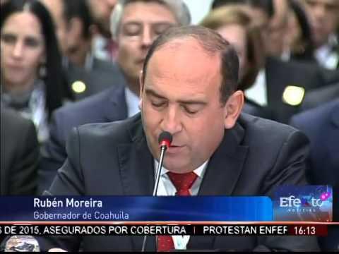 Destaca Eruviel Ávila trabajo de los cuerpos policíacos