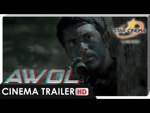 Cinema Trailer | 'AWOL' | Gerald Anderson