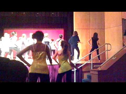 Wakefield middle school thriller performance
