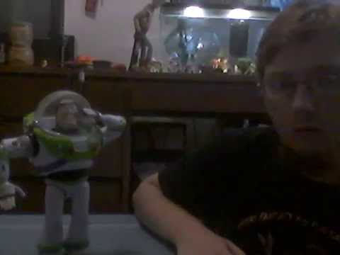 toy story review blast off buzz light year