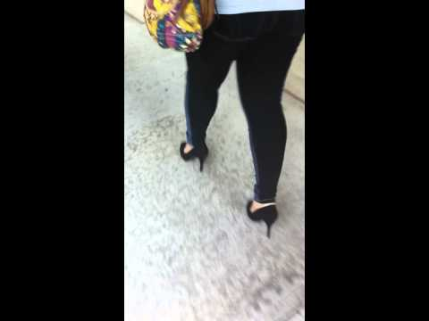 Skinny Jeans and High Heels thumbnail