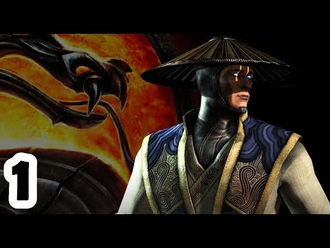 Cronología de Mortal Kombat (1/3) Lalito Rams