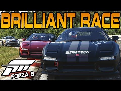 Forza 6 BRILLIANT RACE AT THE RING