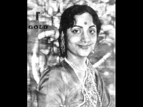 Geeta Dutt: Tan pe rang sakhi: Sailaab (1956)