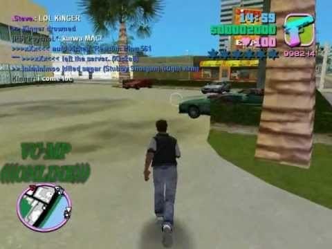 Gta Vice City Gameplay Gta Vice City Multiplayer
